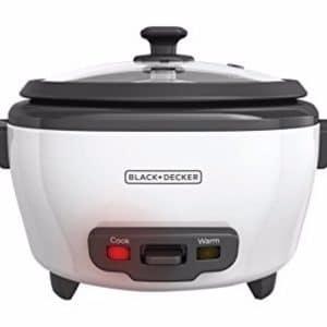 BLACK DECKER RC506 Rice Cooker