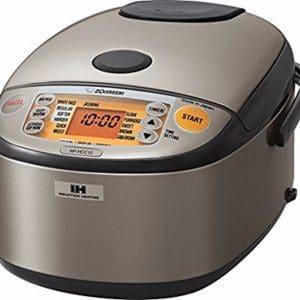 Zojirushi NP-HCC10XH rice cooker
