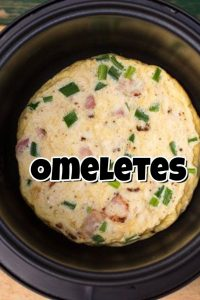 omelets in rice cooker